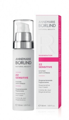 AnneMarie Börlind, Day Cream, ZZ Sensitive  Anti-stress i gruppen Ekologiska skönhetsprodukter / AnneMarie Börlind hos Masesgården AB (4057)