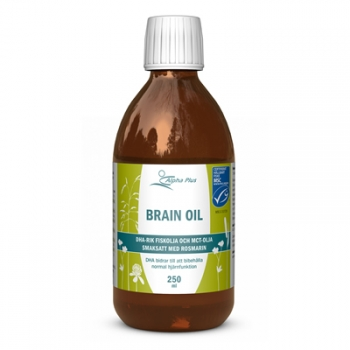 Alpha plus Brain Oil 250 ml i gruppen Fettsyror hos Masesgården AB (5783)