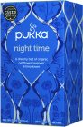 Pukka - night time, 20 påsar