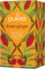 Pukka - three ginger, 20 påsar