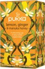Pukka - lemon, ginger and manuka honey, 20 påsar